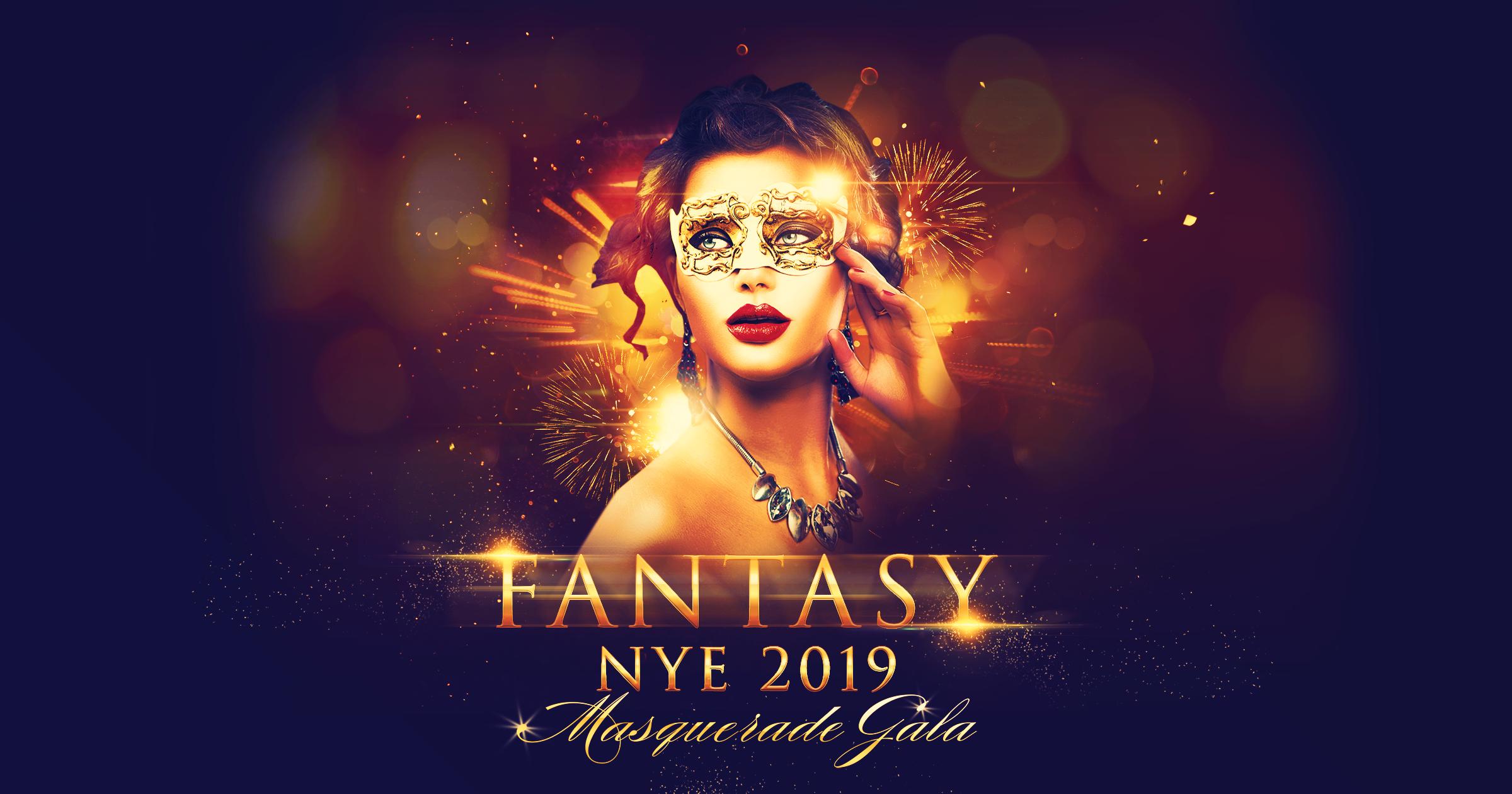 Fantasy NYE 2021 | Kansas City's New Year's Eve Party