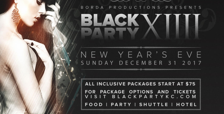 Black Party NYE XIIII